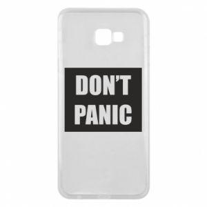 Etui na Samsung J4 Plus 2018 Don't panic