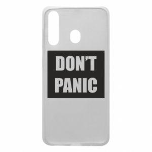 Etui na Samsung A60 Don't panic
