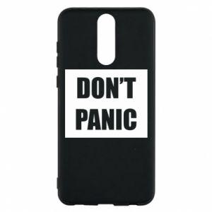 Etui na Huawei Mate 10 Lite Don't panic