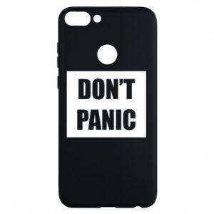 Etui na Huawei P Smart Don't panic