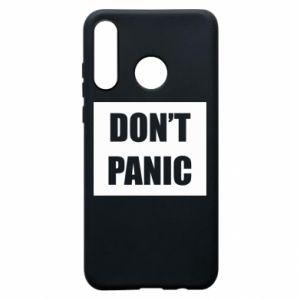 Etui na Huawei P30 Lite Don't panic