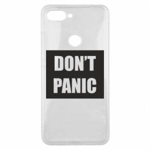 Etui na Xiaomi Mi8 Lite Don't panic