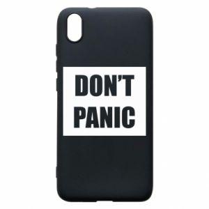 Etui na Xiaomi Redmi 7A Don't panic