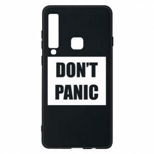 Etui na Samsung A9 2018 Don't panic