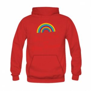 Kid's hoodie Don't quit your day dream