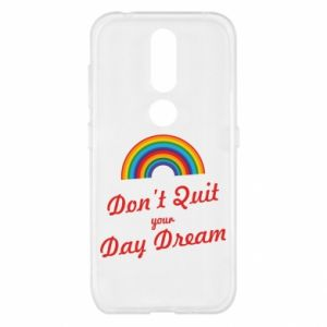 Nokia 4.2 Case Don't quit your day dream