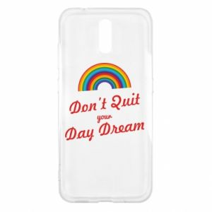 Nokia 2.3 Case Don't quit your day dream