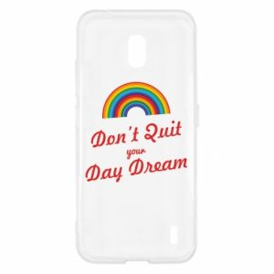 Nokia 2.2 Case Don't quit your day dream
