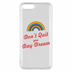 Etui na Xiaomi Mi6 Don't quit your day dream