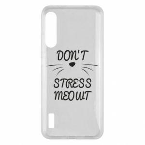 Etui na Xiaomi Mi A3 Don't stress meowt