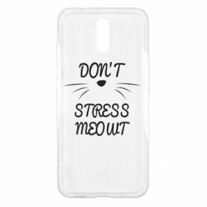 Etui na Nokia 2.3 Don't stress meowt