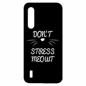 Etui na Xiaomi Mi9 Lite Don't stress meowt