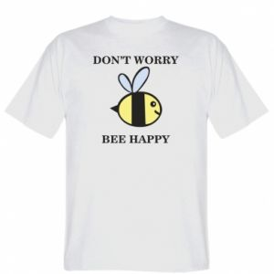 Koszulka Don't worry bee happy