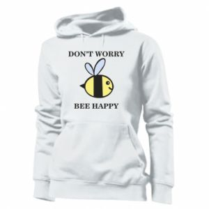 Damska bluza Don't worry bee happy