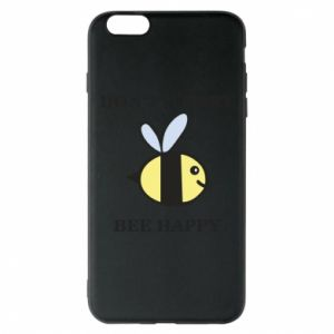 Etui na iPhone 6 Plus/6S Plus Don't worry bee happy