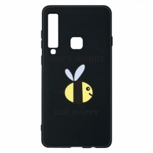 Etui na Samsung A9 2018 Don't worry bee happy