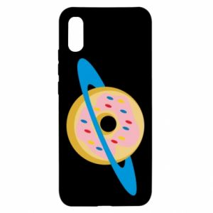 Etui na Xiaomi Redmi 9a Donut planet