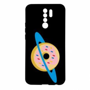 Etui na Xiaomi Redmi 9 Donut planet