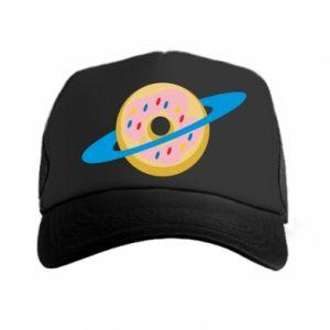 Czapka trucker Donut planet