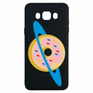 Etui na Samsung J7 2016 Donut planet