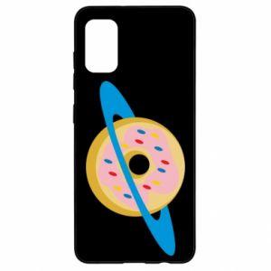 Etui na Samsung A41 Donut planet