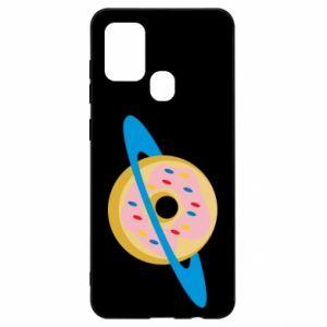 Etui na Samsung A21s Donut planet