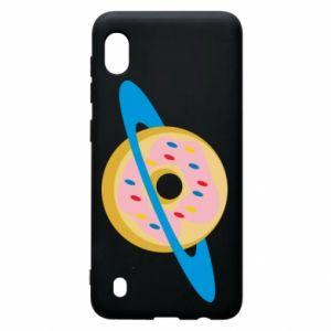 Etui na Samsung A10 Donut planet