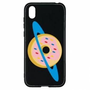 Etui na Huawei Y5 2019 Donut planet