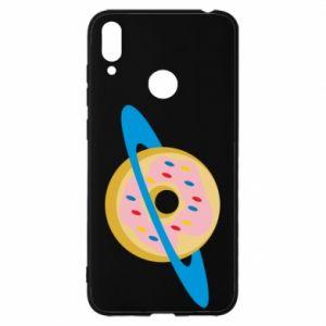 Etui na Huawei Y7 2019 Donut planet