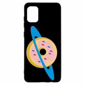 Etui na Samsung A31 Donut planet