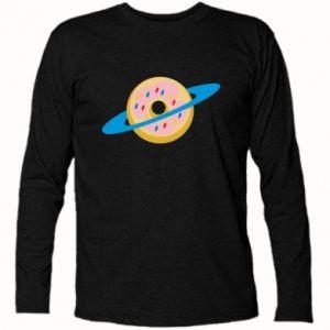 Koszulka z długim rękawem Donut planet