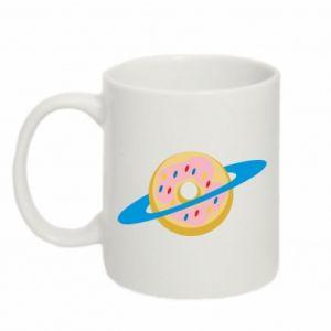 Kubek 330ml Donut planet