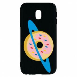 Etui na Samsung J3 2017 Donut planet