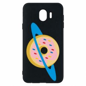 Etui na Samsung J4 Donut planet