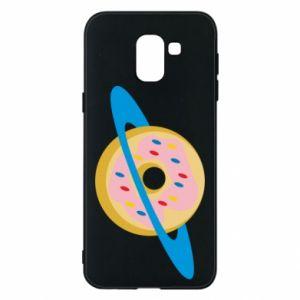 Etui na Samsung J6 Donut planet