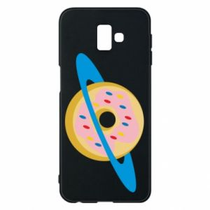 Etui na Samsung J6 Plus 2018 Donut planet