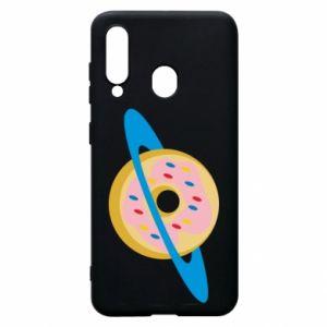 Etui na Samsung A60 Donut planet