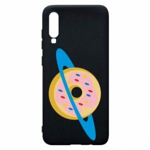 Etui na Samsung A70 Donut planet