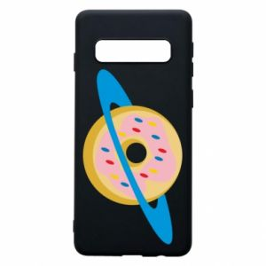 Phone case for Samsung S10 Donut planet