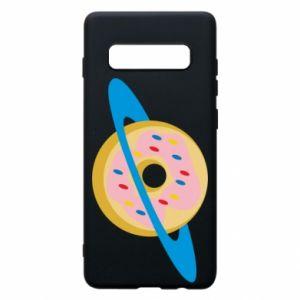 Etui na Samsung S10+ Donut planet