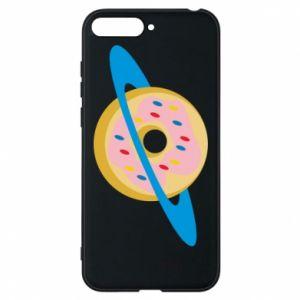 Etui na Huawei Y6 2018 Donut planet