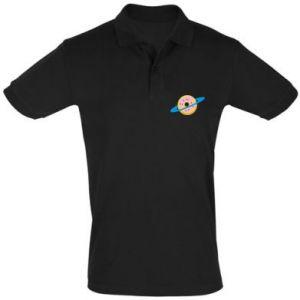 Koszulka Polo Donut planet