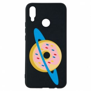 Etui na Huawei P Smart Plus Donut planet