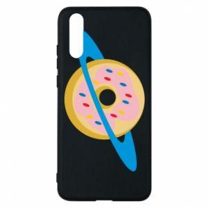 Etui na Huawei P20 Donut planet