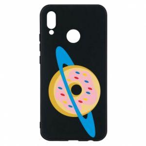 Etui na Huawei P20 Lite Donut planet