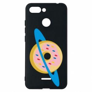 Etui na Xiaomi Redmi 6 Donut planet