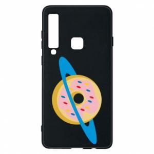 Etui na Samsung A9 2018 Donut planet