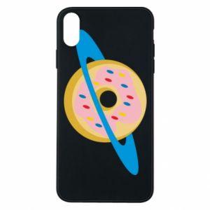 Etui na iPhone Xs Max Donut planet