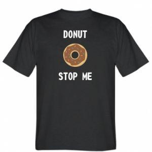 Koszulka Donut stop me