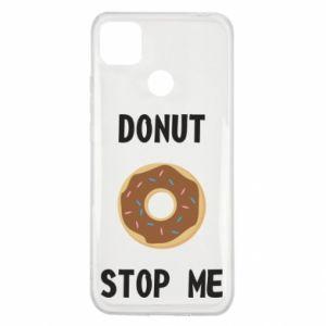 Etui na Xiaomi Redmi 9c Donut stop me